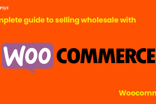 Selling Wholesale with WooCommerce